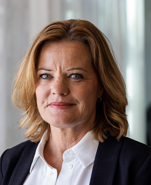 Charlotta Wikström, Head of Operational Excellence
