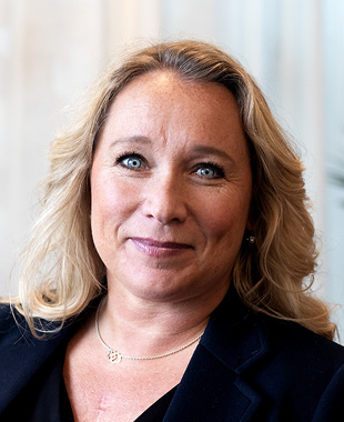 Helen Häggström, Operations Director Radiology & Mammography