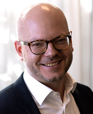 Henrik Persson, Interim IT Director