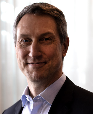 Peter Wallqvist, Interim Finance Director